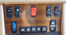 mercedes 126 wood trim