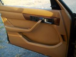 mercedes 126 door panel