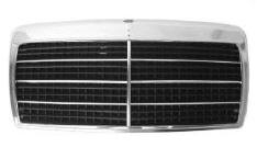 Mercedes® Grille Assembly, 124 Chassis, 1986-1993