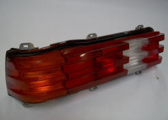 mercedes 300D tail light