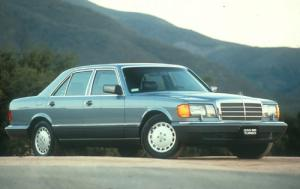 Mercedes-Benz 126 specifications | History | specs | models