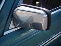 mercedes 300D mirror