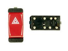 mercedes hazard switch